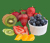 Fruit plate lodging package